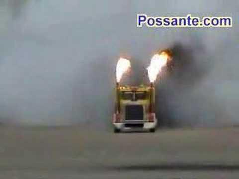 Caminhão a jato  www.possante.com