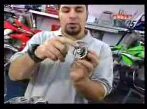 KX250F Valve Adjustment
