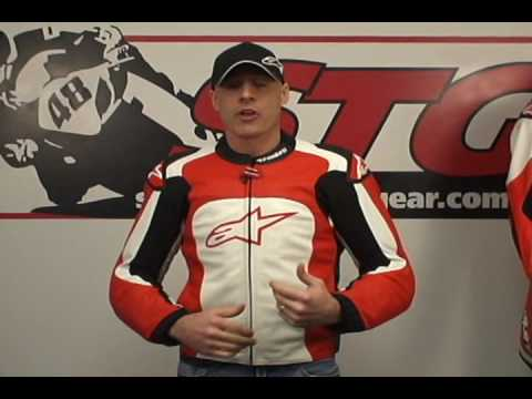 Alpinestars Track Vest Review from Sportbiketrackgear.com