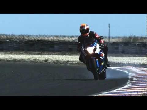 Suzuki Motovudu - The Limit is Yours - Simon Crafar - The New GSXR-1000