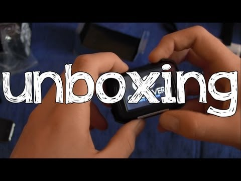 Unboxing: GoClever DVR Sport (PL)   kilka wideo zrobionych kamerą