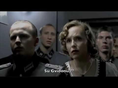Hitleris sužino, kad...