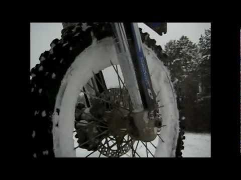 Yamaha Yz 125 Winter 2012