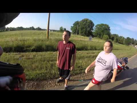 daniels headbutt full video