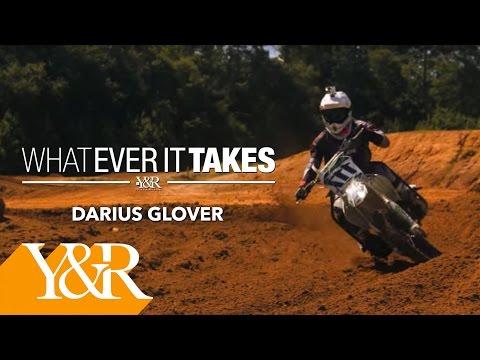 Whatever it Takes: Paralyzed Motocross Rider - Darius Glover