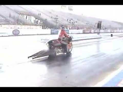 The Killacycle & Scotty Pollacheck 7.82 @ 168 MPH
