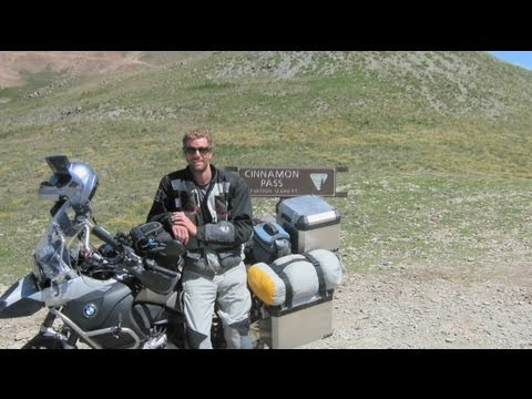 Western States Motorcycle Adventure - BMW R1200 GS ADV