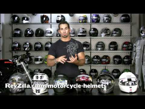 Premium Motorcycle Helmet Buying Guide at RevZilla.com