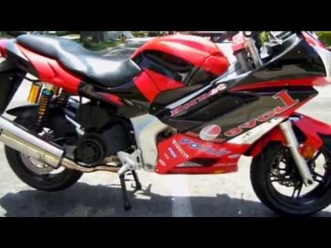 Countyimports.com - Motobravo 150cc LKY Hornet Automatic Motorcycle Scooter 877-868-5828