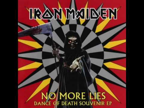 Iron Maiden No More Lies(studio version)