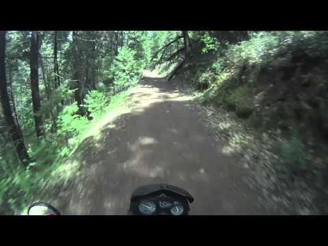 Ferguson Ridge, CA (GoPro Hero2 HD)