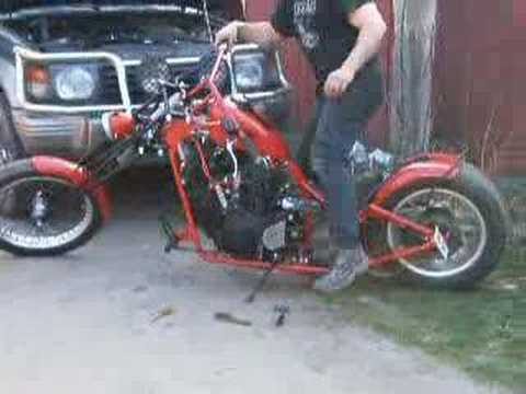 Chopper Indiana Ducati 650