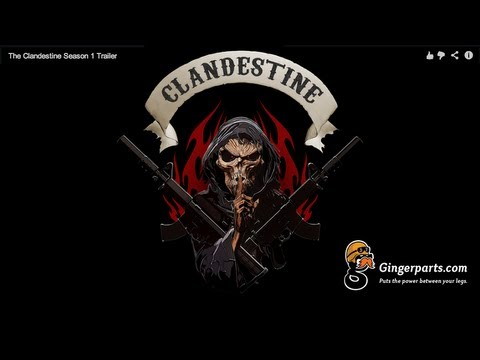 The Clandestine Season 1 Trailer