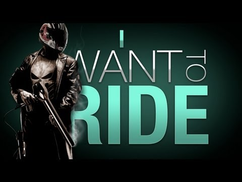 I Want to RIDE!