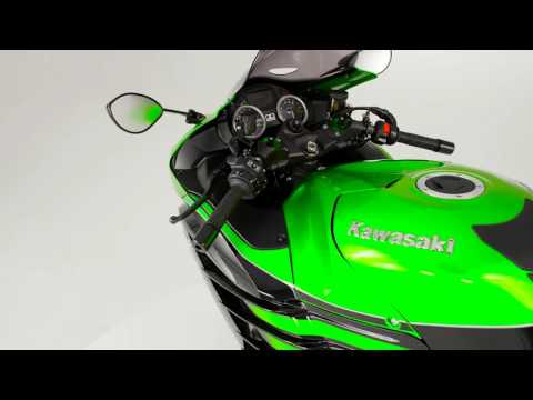 New 2016 Kawasaki ZZR1400 Performance Sport - Official Video.