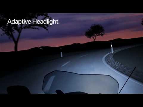 2011 BMW K1600GT - K1600GTL Adaptive Headlight