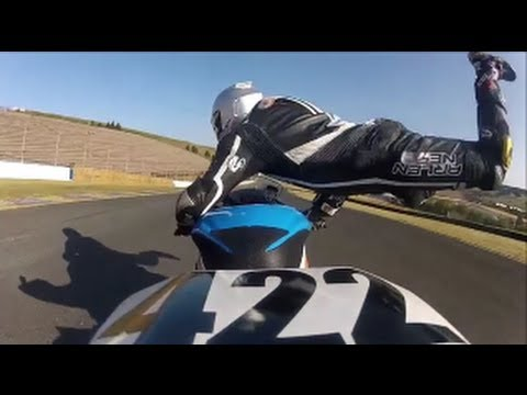 Motorcycle SAVING compilation 2013 - March (GP & superbikes)