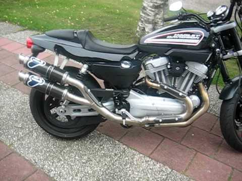 Termignoni 2-1-2 racesystem Harley Davidson XR 1200