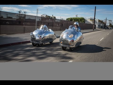 Randy Grubb's Decopods - Jay Leno's Garage
