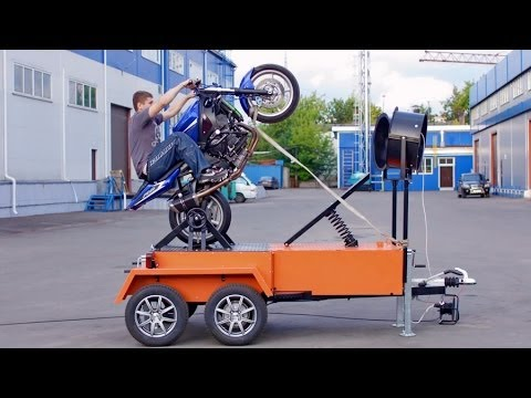 Вилли Машина (Wheelie Machine) Версия 6