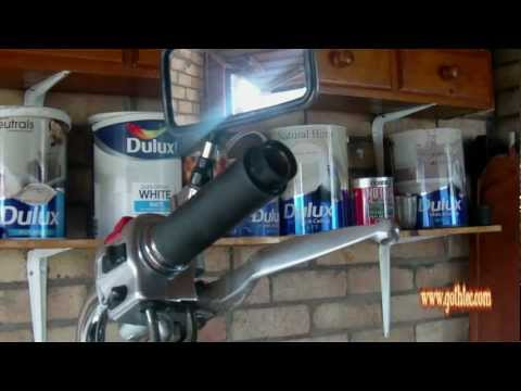 Fitting Heated Grips to your Motorcycle (Oxford)