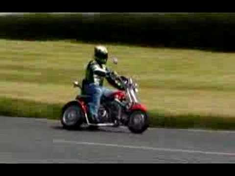 A leaning trike you say? Surely not?