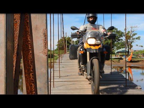 """Фильм """"К себе через полмира"""".7 серия.Индонезия.Прыжки по островам"""
