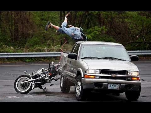 Brutal Motorcycle Crashes Compilation HD #1 | Reupload