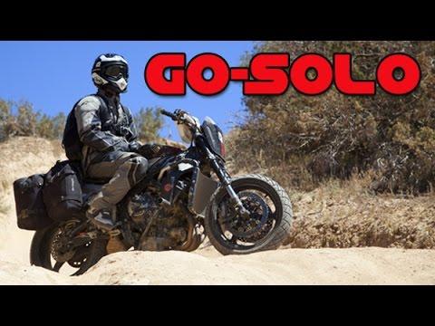 Go-Solo - Honda CBR600RR Dionysus - MotoGeo Adventures