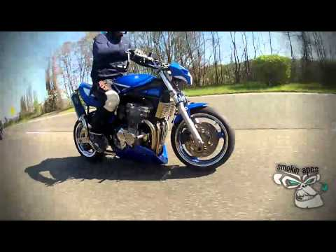 """""""Ride"""" - HD - Motorcycles - Smokin Apes - Streetfighter"""