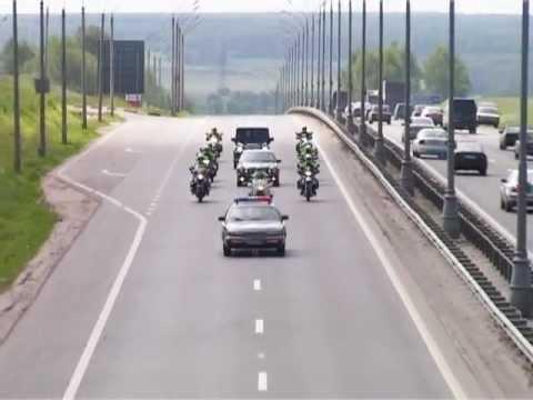 Секреты мастерства мотоциклистов ДПС.