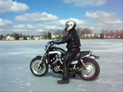 Vmax on ice