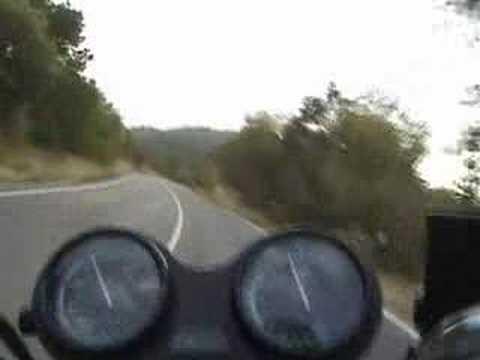 Yamaha YBR 125 Test