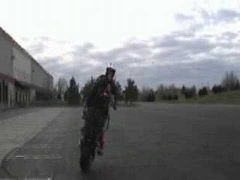 Aaron Colton 13 year old stuntrider