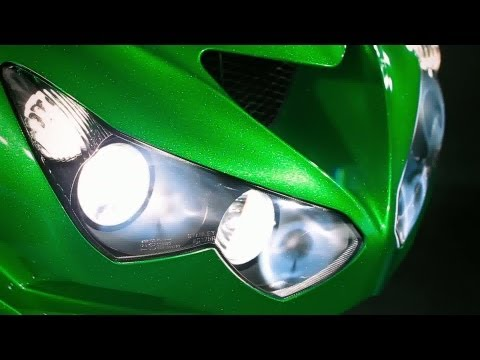 2012 Kawasaki ZZR1400/ZX-14 Ninja official video