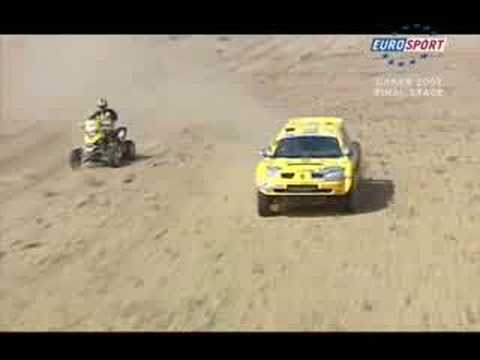Lisboa Dakar Rally 2007 - Motorbikes Round Up