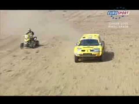 Lisboa Dakar Rally 2007 - Motorbikes Round Up