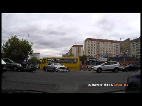 мото авария Красногорск 10.07.2014