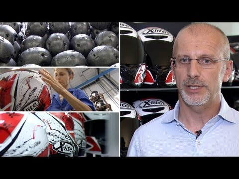 MotoGP™ - How a Nolan helmet is made