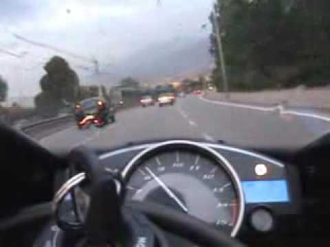 Супер гонка на мотоцикле vk