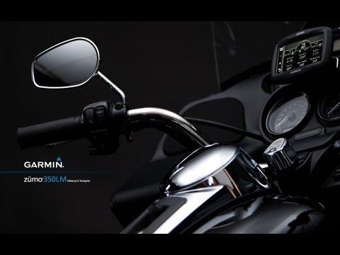 Garmin zūmo® 350LM Motorcycle Navigator