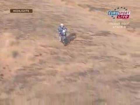 Lisboa Dakar Rally 2007 - Motorbikes Stage 09