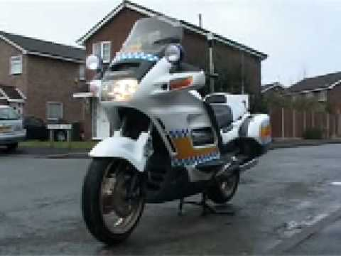 Honda ST1100 Pan European Ex Police Bike - Event Marshal