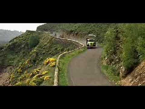 Ural/Dnepr?BMW? Sidecar Movie clip