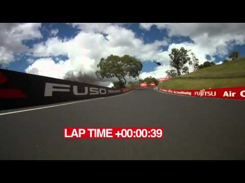 Full Onboard Camera Lap of Bathurst with Jenson Button!