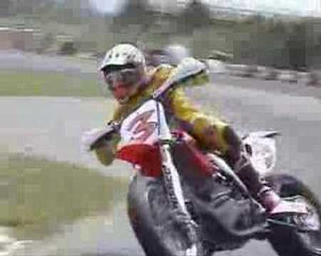 video supermotard