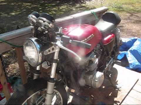How to buy an old motorcycle 1/2