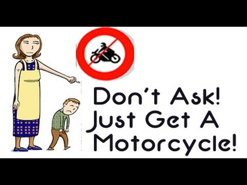 Get Motorcycle Without Approval