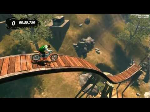 Trials Evolution GAMEPLAY - EGTV takes a ride