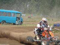 Įtartinas teisėjų elgesys Latvijos motokroso čempionato IV-ajame etape